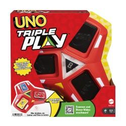 UNO TRIPLE PLAY HCC21
