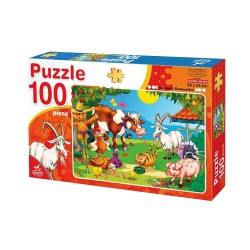 DEICO SUPER PUZZLE 61492AN04 (100 ΤΜΧ.)