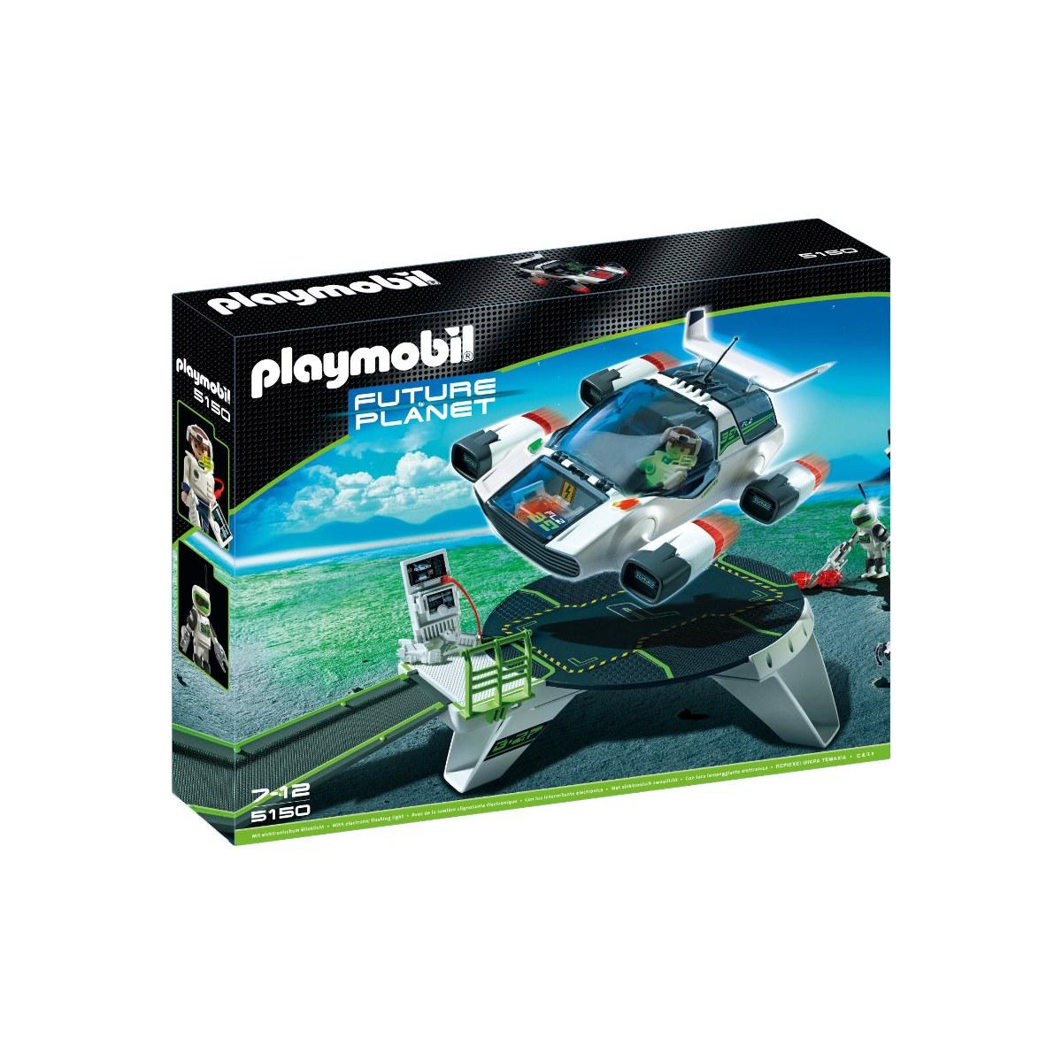 PLAYMOBIL  E-RANGERS TURBOJET 5150