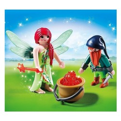 PLAYMOBIL DUO PACK ΝΕΡΑΙΔΑ ΚΑΙ ΝΑΝΟΣ 6842