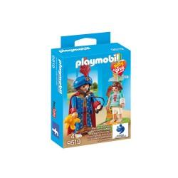 PLAYMOBIL PLAY & GIVE  ΜΑΓΙΚΌΣ ΠΑΙΔΊΑΤΡΟΣ 9519