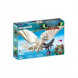 PLAYMOBIL Η ΛΕΥΚΉ ΟΡΓΉ ΚΙ ΈΝΑΣ ΔΡΑΚΟΎΛΗΣ ΜΕ ΤΑ ΠΑΙΔΙΆ  70038