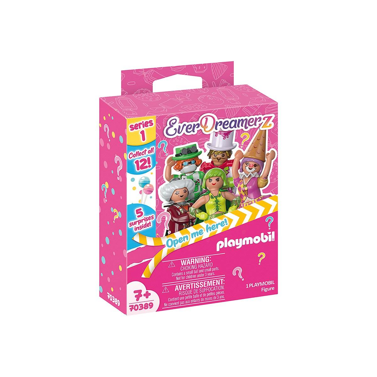 PLAYMOBIL SURPRISE BOX CANDY WORLD 70389