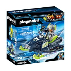PLAYMOBIL ICE SCOOTER ΤΩΝ ARCTIC REBELS 70235