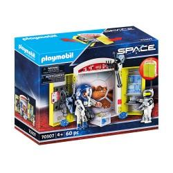 "PLAYMOBIL PLAY BOX ""ΔΙΑΣΤΗΜΙΚΌΣ ΣΤΑΘΜΌΣ"" 70307"