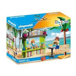 PLAYMOBIL BEACH BAR 70437