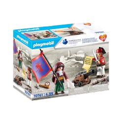 PLAYMOBIL PLAY & GIVE 2021 ΗΡΩΕΣ 1821 70761