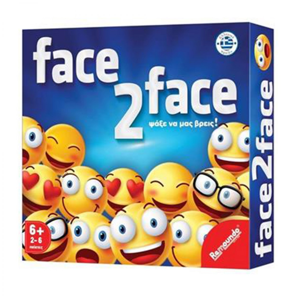 FACE TO FACE 089