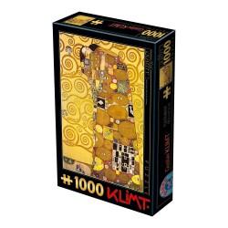PUZZLE KLIMT FULFILMENT 66923KL01 (1000ΤΜΧ)